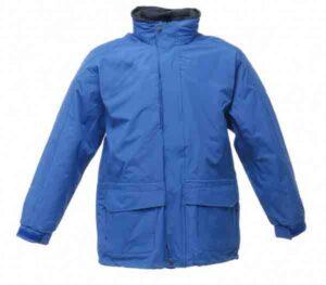 Куртка зимняя утепленная синтипоном.